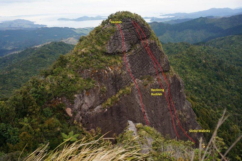 Buddah Wall