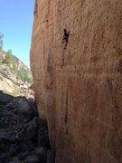 Rock Climbing Photo: Amazing climbing