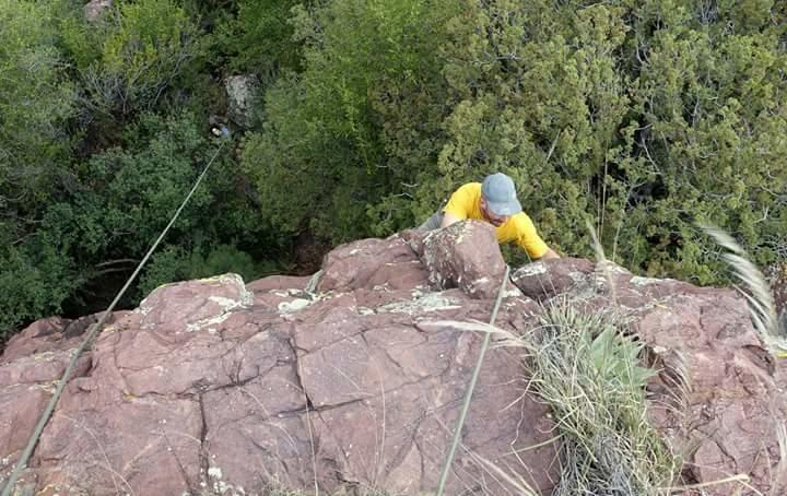 Rock Climbing Photo: CCG