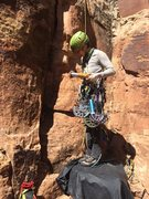 Rock Climbing Photo: Love the Wide