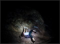 Rock Climbing Photo: A different approach to the second half of the tra...