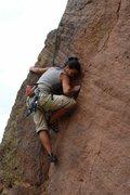Rock Climbing Photo: Duncans ridge play time