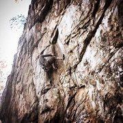 Rock Climbing Photo: Skunkpie