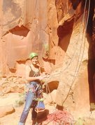 Rock Climbing Photo: Post drilling...