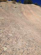 Rock Climbing Photo: D&D second pitch.