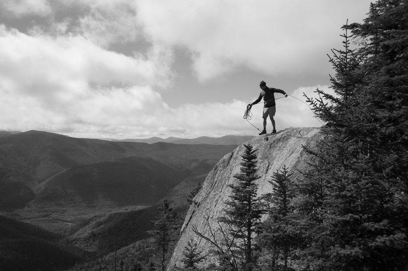 Rock Climbing Photo: Stairs Mtn