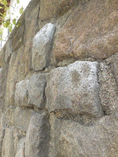 Rock Climbing Photo: Nice positive dacite holds.