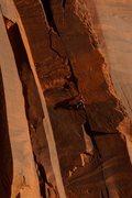 Rock Climbing Photo: Kicking it at the best crag at IC