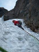 Rock Climbing Photo: Ja Kletter dieses Eis ist sehr angenehm