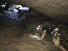 Rock Climbing Photo: Farley pic 2