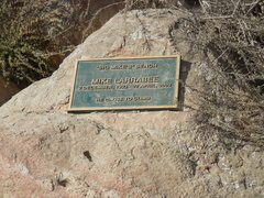 "Rock Climbing Photo: ""Big Mike"" Larrabee???"