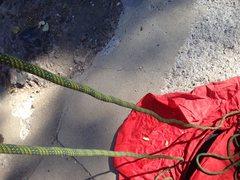 Kinky rope
