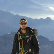 Rock Climbing Photo: Climbing on Mt. Baker, Aug 2015