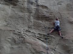 Rock Climbing Photo: Brown Sugar