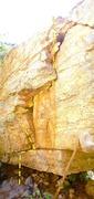 Rock Climbing Photo: Long Shadow beta pic
