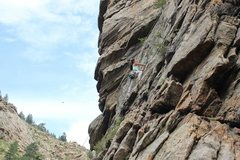Rock Climbing Photo: Some climb in east colfax, CCC