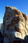 Rock Climbing Photo: Spot in its entirety.