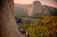 Rock Climbing Photo: Triple Direct