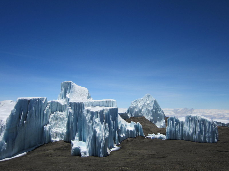 Eastern Icefields.