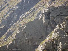 Rock Climbing Photo: Fairy Tale Traverse from the Huntington Ravine Tra...