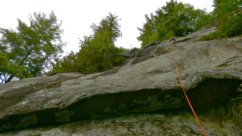 Rock Climbing Photo: Rogaine route