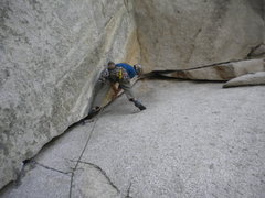 Rock Climbing Photo: What layback dreams are made of