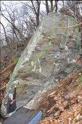 Rock Climbing Photo: Beta diagram from theclimbinglab. New Dawn stand s...