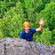 Rock Climbing Photo: Little Fox Canyon