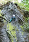 Rock Climbing Photo: Challenger
