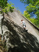 """Rock Climbing Photo: S. Matz on """"How Green..."""""""