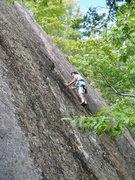 "Rock Climbing Photo: S Matz on ""Bear"""