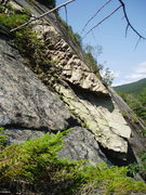 "Rock Climbing Photo: ? Celestial Path?...the ""nose"" above the..."