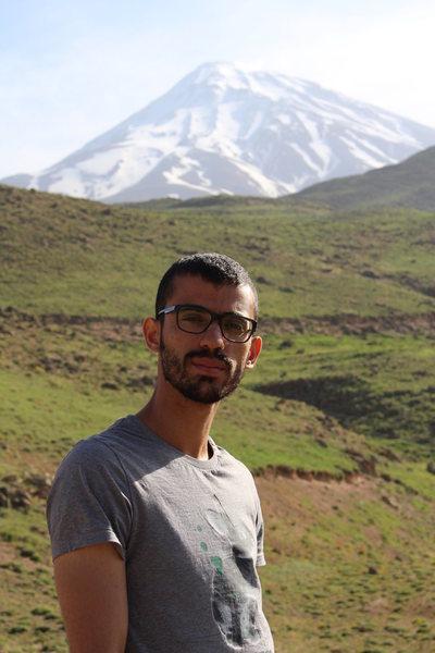 Rock Climbing Photo: Damavand mountain,Tehran,Iran