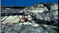 Rock Climbing Photo: Pre reto bolts
