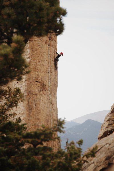 Rock Climbing Photo: Andrology.