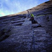 Rock Climbing Photo: lovers leap