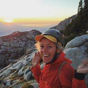 Rock Climbing Photo: Just some climber dork