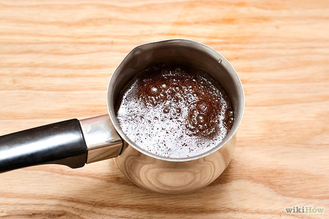 cezve, for Turkish coffee