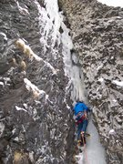 Rock Climbing Photo: Thrill