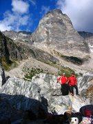 Rock Climbing Photo: Conquistadors of the Useless