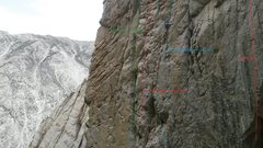 Rock Climbing Photo: Copernicus 5.13