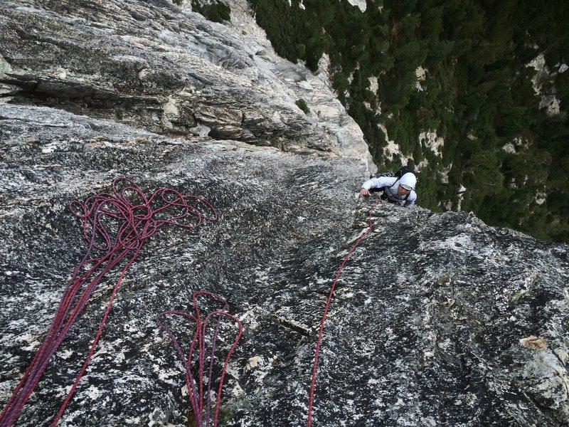 Rock Climbing Photo: 3rd