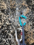 Rock Climbing Photo: New for old (anchor p2)