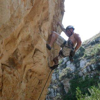 Rock Climbing Photo: 7a+