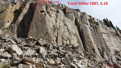 Rock Climbing Photo: Talus Towers.