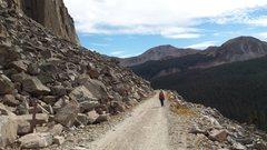 Rock Climbing Photo: The Palisades.