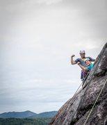 Rock Climbing Photo: LG NC