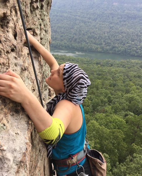 Rock Climbing Photo: Tennessee