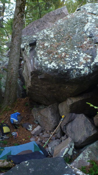 Rock Climbing Photo: Another angle