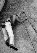 Rock Climbing Photo: Mid 80's
